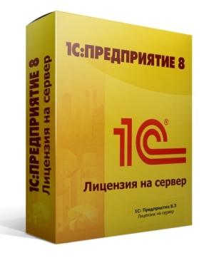 Купить 1C:Предприятие 8.3. Лицензия на сервер в Пятигорске и на КМВ