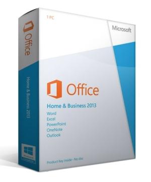 Купить Microsoft Office для дома и бизнеса 2013 в Пятигорске и на КМВ