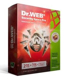 Купить DrWeb Security Space в Пятигорске и на КМВ