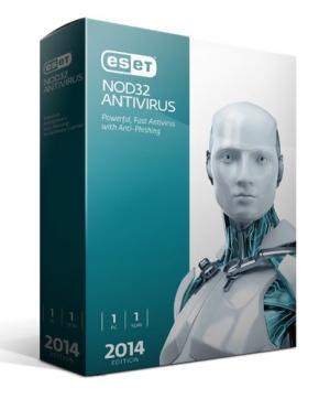 Купить ESET NOD32 Антивирус в Пятигорске и на КМВ