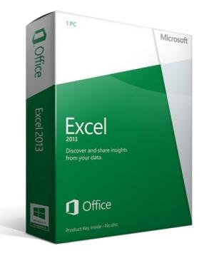Купить Microsoft Excel 2013 в Пятигорске и на КМВ