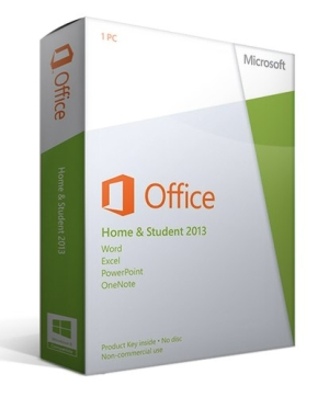 Купить Microsoft Office для дома и учебы 2013 в Пятигорске и на КМВ